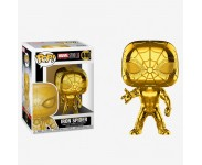Iron Spider gold chrome (preorder WALLKY) из серии Marvel Studios: The First Ten Years