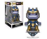 Thanos on Throne Deluxe (Эксклюзив Hot Topic) из серии Marvel Studios: The First Ten Years