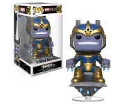 Thanos on Throne Deluxe (Эксклюзив Hot Topic) из серии Marvel Studios: The First Ten Years