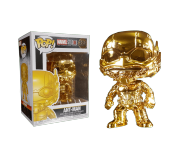 Ant-Man gold chrome из серии Marvel Studios: The First Ten Years