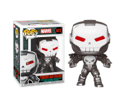 Punisher War Machine Metallic (PREORDER ROCK) (Эксклюзив Previews Exclusive) из комиксов Marvel
