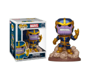 Thanos Snap Metallic Deluxe 6-inch (эксклюзив Diamond Comics) из комиксов Marvel