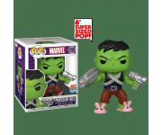 Professor Hulk 6-inch со стикером (Эксклюзив Previews) из комиксов Marvel 705