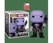 Punisher Thanos Earth-18138 6-inch со стикером (Эксклюзив Previews) из комиксов Marvel 751