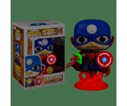 Soldier Supreme GitD (Эксклюзив Walgreens) из комиксов Infinity Warps Marvel