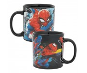 Spider-Man Web Slinging Time Ceramic Mug из комиксов Marvel