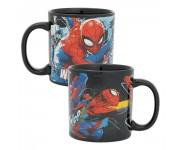 Spider-Man Web Slinging Time Ceramic Mug из комиксов Marvel
