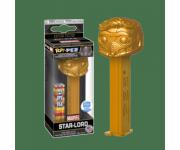 Star-Lord gold PEZ (Эксклюзив Funko Shop) из серии Marvel