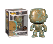 Iron Man Patina (Эксклюзив Target) из серии Marvel 80th