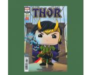 Thor #1 Loki Funko Pop Variant Cover Art Comic Book из комиксов Marvel