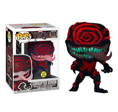 Веном разлагающийся светящийся (Corrupted Venom GitD (Эксклюзив LA Comic Con)) из комиксов Марвел