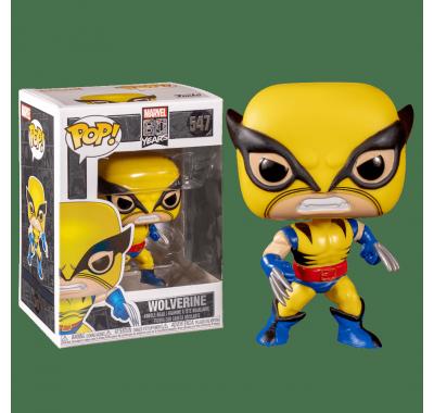 Росомаха первое появление (Wolverine First Appearance) из серии 80 лет Марвел