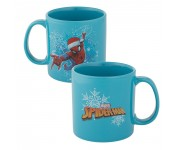 Spider-Man Holiday Ceramic Mug из комиксов Marvel