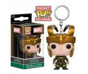 Loki Keychain из комиксов Marvel
