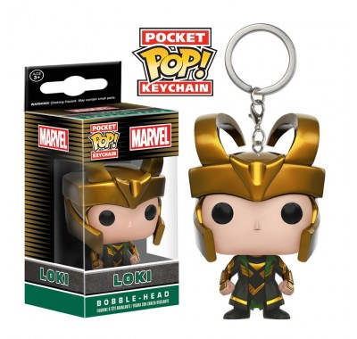 Локи брелок (Loki Keychain) из комиксов Марвел