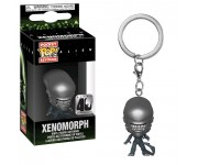 Xenomorph 40th Anniversary Keychain из фильма Alien