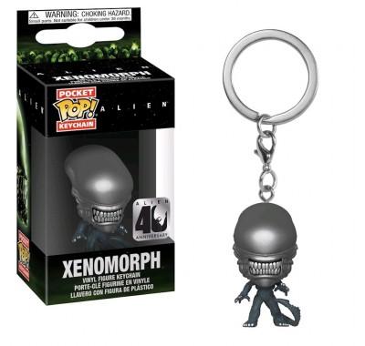 Ксеноморф брелок (Xenomorph 40th Anniversary Keychain) из фильма Чужой