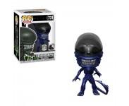 Xenomorph Blue Metallic 40th Anniversary (Эксклюзив Specialty Series) (preorder WALLKY) из фильма Alien