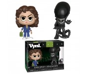 Xenomorph and Ripley 40th Anniversary Vynl. из фильма Alien
