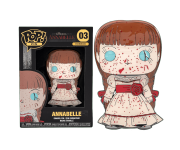 Annabelle 4-inch Enamel Pin из фильма Annabelle