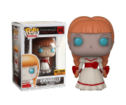 Annabelle Cute Doll со стикером (Эксклюзив Hot Topic) из фильма Annabelle: Creation Horror
