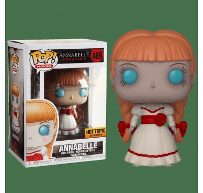 Аннабель милая кукла со стикером (Эксклюзив Hot Topic) из фильма Проклятие Аннабель: Зарождение зла Хоррор
