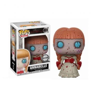 Аннабель в брызгах крови (Annabelle Blood Splatter (Эксклюзив Books-A-Million)) из фильма Заклятие Хоррор