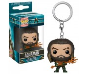 Aquaman keychain из фильма Aquaman