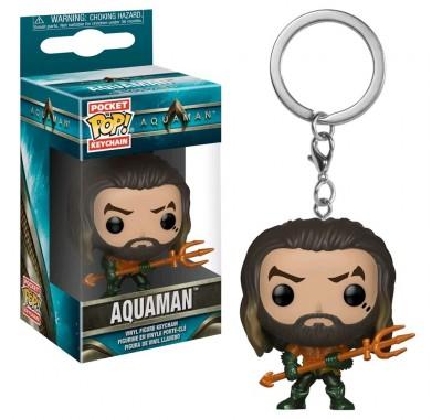 Аквамен брелок (Aquaman keychain) из фильма Аквамен