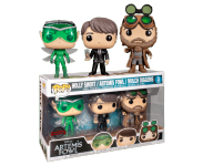 Artemis, Mulch and Holly 3-pack (Эксклюзив Barnes and Noble) (preorder WALLKY P) из фильма Artemis Fowl