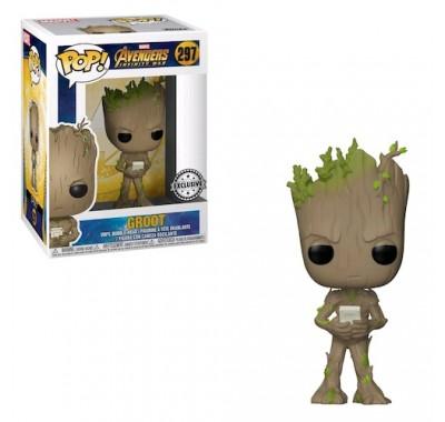 Грут с видеоигрой (Groot Teen with Video Game (Эксклюзив)) из фильма Мстители: Война бесконечности