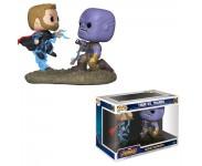 Thor vs Thanos Movie Moment (PREORDER ZS) из фильма Avengers: Infinity War
