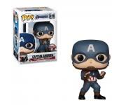 Captain America (Эксклюзив Hot Topic) из фильма Avengers: Endgame