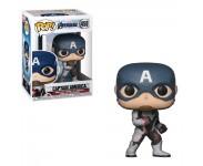 Captain America in Team Suit из фильма Avengers: Endgame