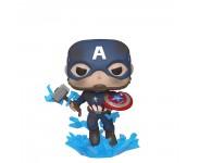 Captain America with Broken Shield and Mjolnir из фильма Avengers: Endgame