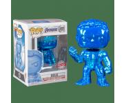 Hulk with Nano Gauntlet Blue Chrome (Эксклюзив Walmart) (preorder WALLKY P) из фильма Avengers: Endgame