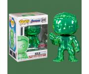 Hulk with Nano Gauntlet Green Chrome (Эксклюзив Walmart) (preorder WALLKY) из фильма Avengers: Endgame
