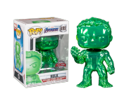 Hulk with Nano Gauntlet Green Chrome (Эксклюзив Walmart) (preorder WALLKY P) из фильма Avengers: Endgame