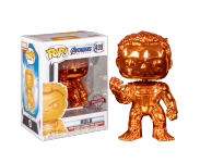 Hulk with Nano Gauntlet Orange Chrome (Эксклюзив Walmart) (preorder WALLKY P) из фильма Avengers: Endgame
