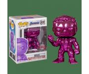 Hulk with Nano Gauntlet Purple Chrome (Эксклюзив Walmart) из фильма Avengers: Endgame