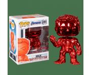 Hulk with Nano Gauntlet Red Chrome (Эксклюзив Walmart) (preorder WALLKY) из фильма Avengers: Endgame