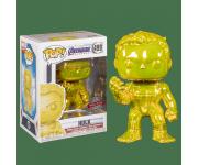 Hulk with Nano Gauntlet Yellow Chrome (Эксклюзив Walmart) (preorder WALLKY) из фильма Avengers: Endgame
