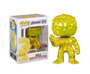 Hulk with Nano Gauntlet Yellow Chrome (Эксклюзив Walmart) (preorder WALLKY P) из фильма Avengers: Endgame
