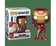 Iron Man со стикером (Эксклюзив BoxLunch) из фильма Avengers: Endgame 467