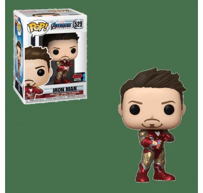 Железный человек Тони Старк (Iron Man Tony Stark (Эксклюзив NYCC 2019)) из фильма Мстители: Финал