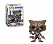 Rocket in Team Suit (Эксклюзив Walmart) из фильма Avengers: Endgame