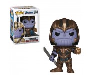 Thanos из фильма Avengers: Endgame