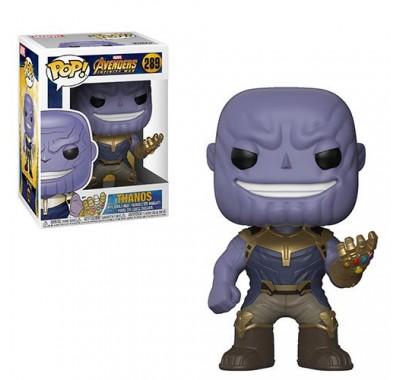 Танос (Thanos) из фильма Мстители: Война бесконечности