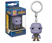 Thanos Keychain из фильма Avengers: Infinity War