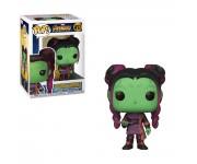 Young Gamora из фильма Avengers: Infinity War